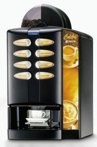 necta colibri coffee machine