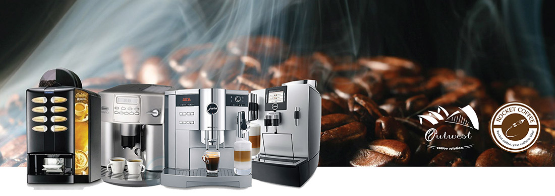 Coffee Machines Parts and Service