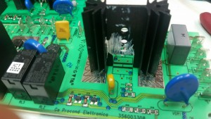 triac removed