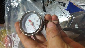breville pressure gauge