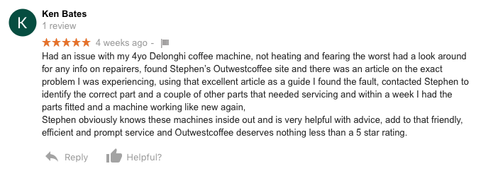 Outwest Coffee Machines Your North Brisbane Coffee