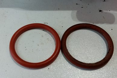 saeco brew unit o-rings