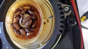 coffee machine grinder jura